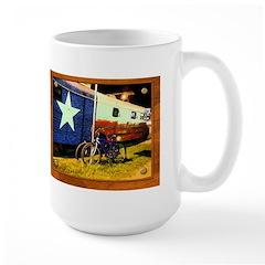 Texas Train Mug