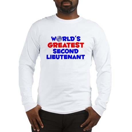 World's Greatest Secon.. (A) Long Sleeve T-Shirt