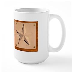 Texas Star #2 Mug