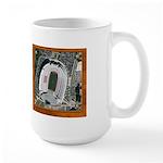 Texas Stadium Large Mug