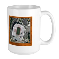 Texas Stadium Large Mug