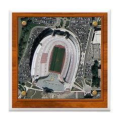 Texas Stadium Tile Coaster