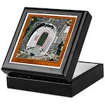 Texas Stadium Keepsake Box