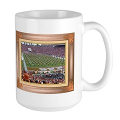 Cotton Bowl #2 Large Mug