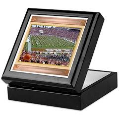 Cotton Bowl #2 Keepsake Box