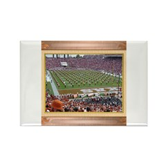 Cotton Bowl #2 Rectangle Magnet