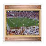 Cotton Bowl #1 Tile Coaster