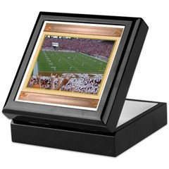 Cotton Bowl #1 Keepsake Box