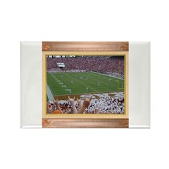Cotton Bowl #1 Rectangle Magnet