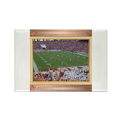 Cotton Bowl #1 Rectangle Magnet