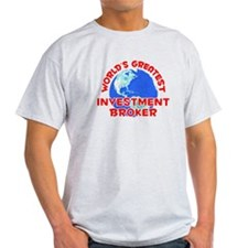 World's Greatest Inves.. (F) T-Shirt