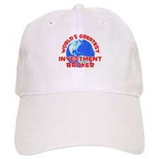 World's Greatest Inves.. (F) Baseball Cap