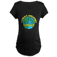 World's Greatest Dipshit (H) T-Shirt
