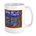Sabine River Large Mug