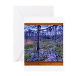 Sabine River Greeting Card