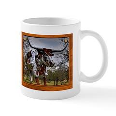 Longhorn Robo Mug