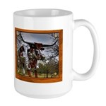 Longhorn Robo Large Mug