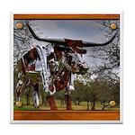 Longhorn Robo Tile Coaster