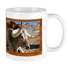 Longhorn #7 Mug