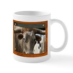 Longhorn #6 Mug