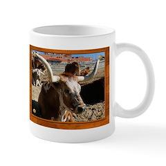Longhorn #5 Mug