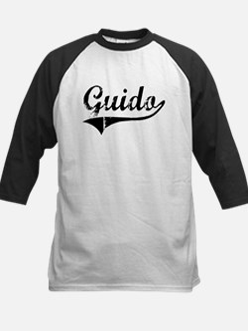 Guido (vintage) Kids Baseball Jersey