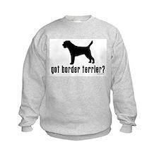 got border terrier? Sweatshirt