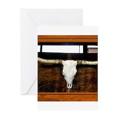 Longhorn #1 Greeting Card