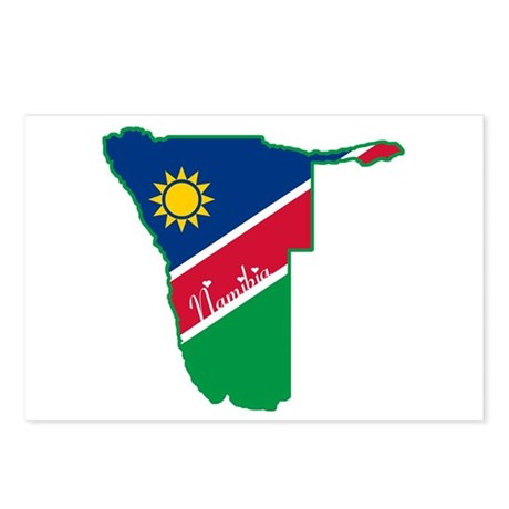 Cool Namibia Postcards (Package of 8)