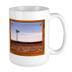 Windmill Large Mug