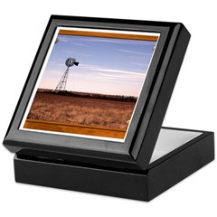 Windmill Keepsake Box