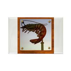 Jumbo Shrimp! Rectangle Magnet