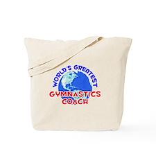 World's Greatest Gymna.. (E) Tote Bag