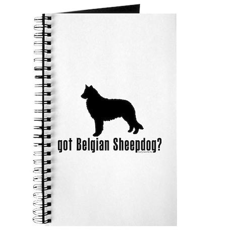 got belgian sheepdog? Journal