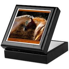 Horse #2 Keepsake Box