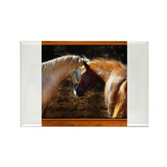 Horse #2 Rectangle Magnet