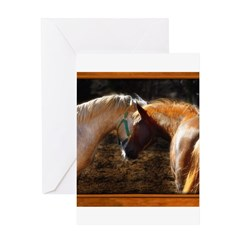 Horse #2 Greeting Card