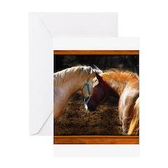 Horse #2 Greeting Card
