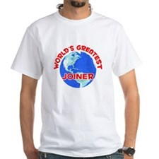 World's Greatest Joiner (F) Shirt