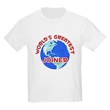 World's Greatest Joiner (F) T-Shirt