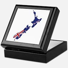 Cool New Zealand Keepsake Box