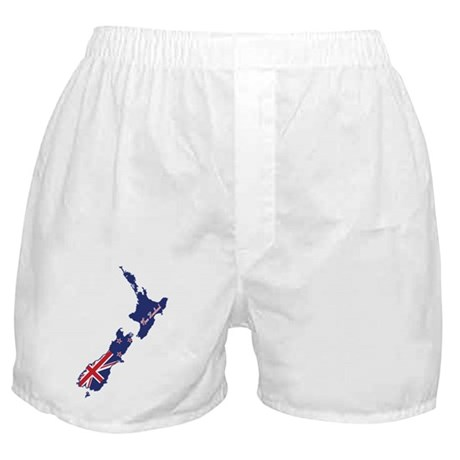 Cool New Zealand Boxer Shorts
