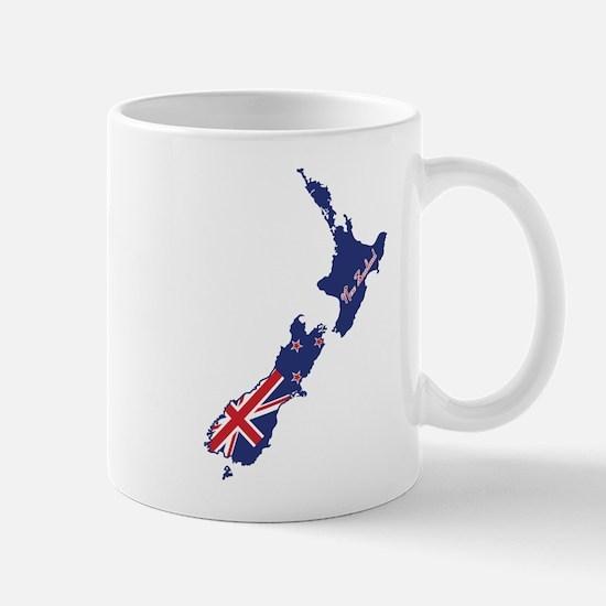 Cool New Zealand Mug