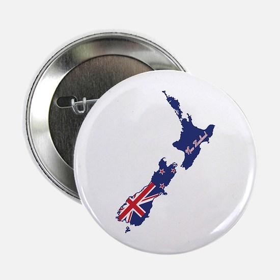 "Cool New Zealand 2.25"" Button"
