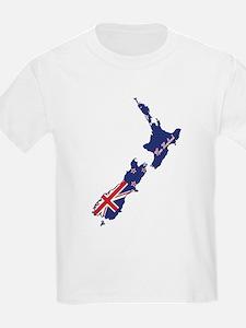 Cool New Zealand T-Shirt