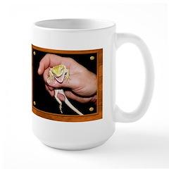 Horned Toad Mug