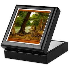 Guadalupe River Keepsake Box