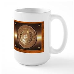 Great Seal of Texas Mug