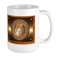Great Seal of Texas Mug