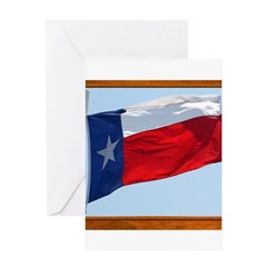 State Flag #3 Greeting Card